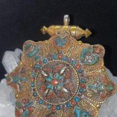 Joyeria: GHAU TIBET PIEZA MUSEO. Lote 184551930