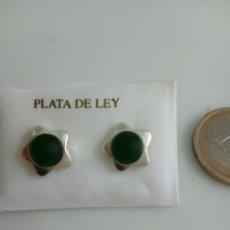 Joyeria: PENDIENTES PLATA. Lote 185950753