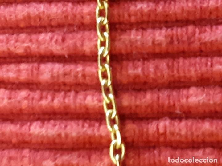 Joyeria: Cadena y medalla oro de 18 quilates - Foto 10 - 185968568