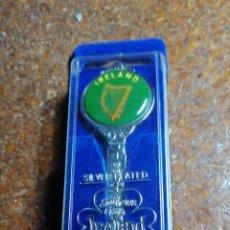 Joyeria: CUCHARILLA SILVER PLATED RECUERDO DE IRELAND. Lote 187205276