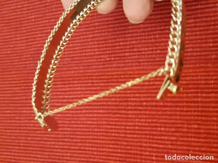 Joyeria: Antiguo brazalete de oro 18 quilates - Foto 8 - 189272043