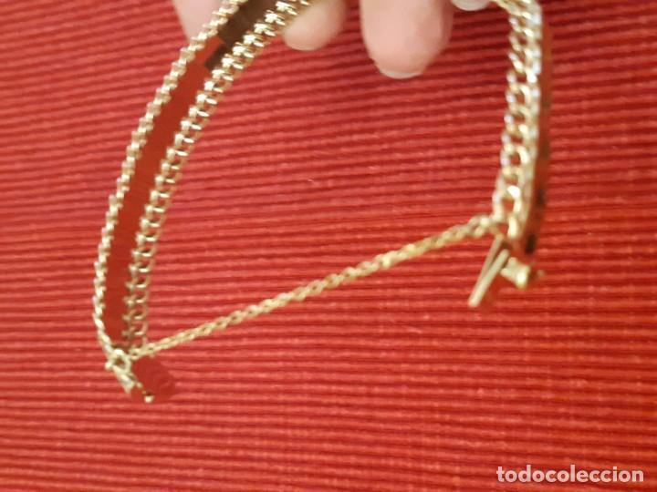 Joyeria: Antiguo brazalete de oro 18 quilates - Foto 9 - 189272043