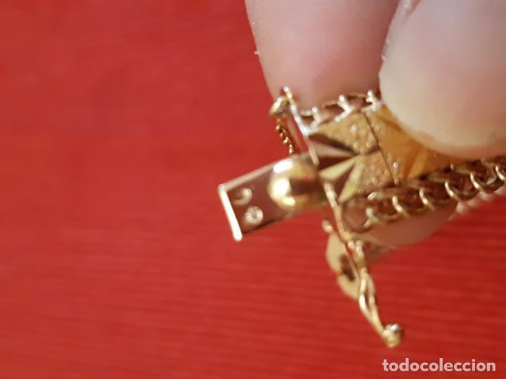 Joyeria: Antiguo brazalete de oro 18 quilates - Foto 10 - 189272043