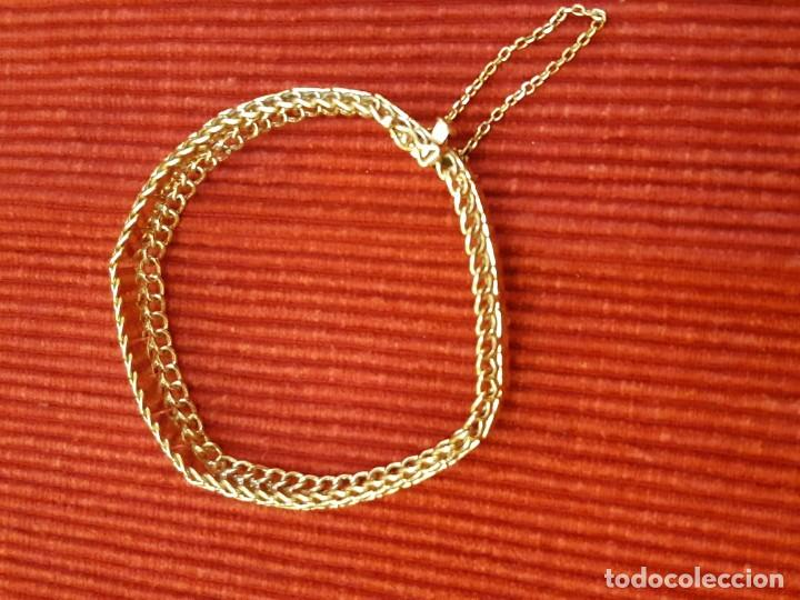 Joyeria: Antiguo brazalete de oro 18 quilates - Foto 15 - 189272043