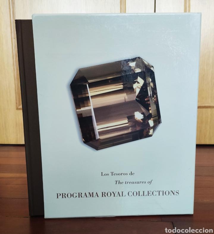 Joyeria: LIBRO EDICION LIMITADA!!! - LOS TESOROS DEL PROGRAMA ROYAL COLLECTIONS - PIEDRAS PRECIOSAS - Foto 3 - 190512790