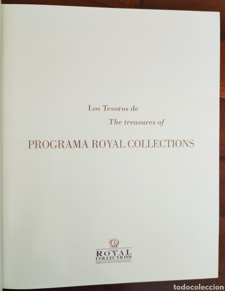 Joyeria: LIBRO EDICION LIMITADA!!! - LOS TESOROS DEL PROGRAMA ROYAL COLLECTIONS - PIEDRAS PRECIOSAS - Foto 10 - 190512790