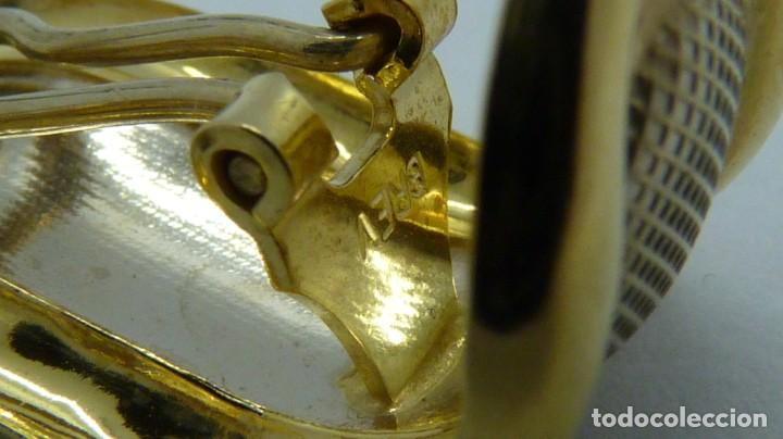 Joyeria: PENDIENTES TODO ORO DE 18 KLTS. (750MM) - Foto 8 - 165987106