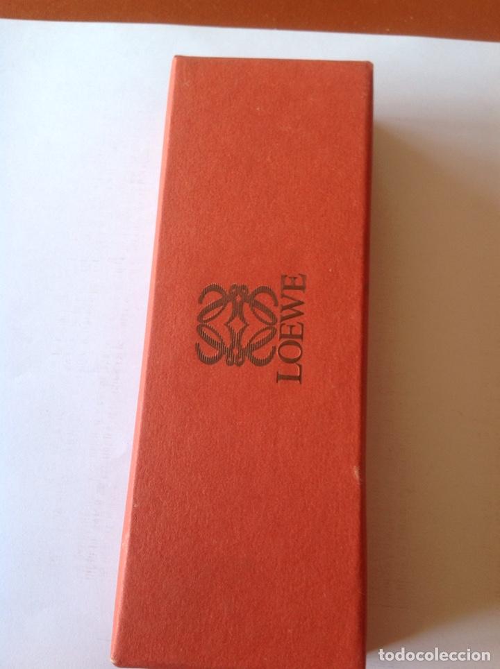 Joyeria: Llavero de Loewe en plata de ley - Foto 5 - 194227062