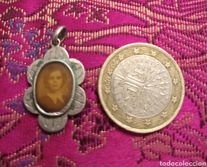 Joyeria: Medalla relicario con fotos - Foto 3 - 194236143