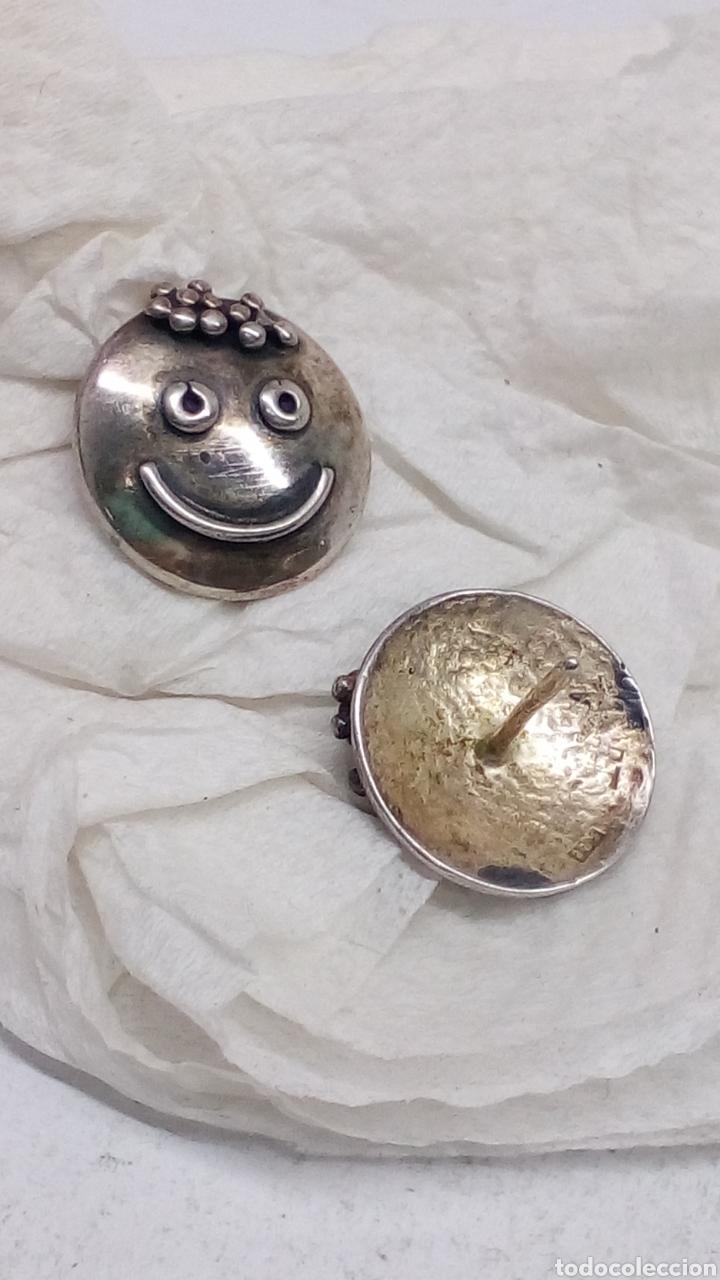 Joyeria: Pendientes de plata - Foto 2 - 194384510