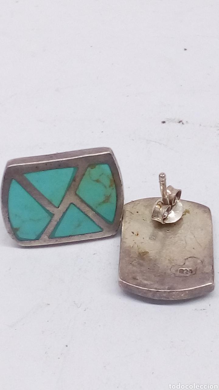 Joyeria: Pendientes de plata - Foto 2 - 194871812