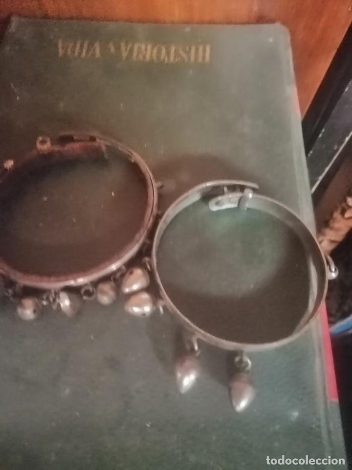 Joyeria: Dos pulseras o brazaletes antiguos - Foto 6 - 194973793