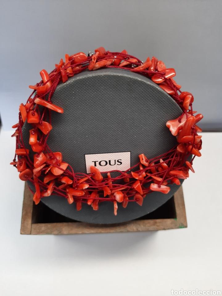 Joyeria: Collar Tous corales plata 925 - Foto 2 - 195122675