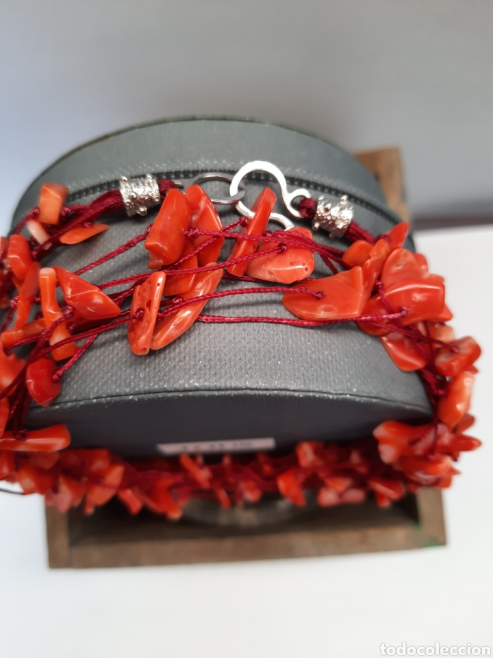 Joyeria: Collar Tous corales plata 925 - Foto 4 - 195122675