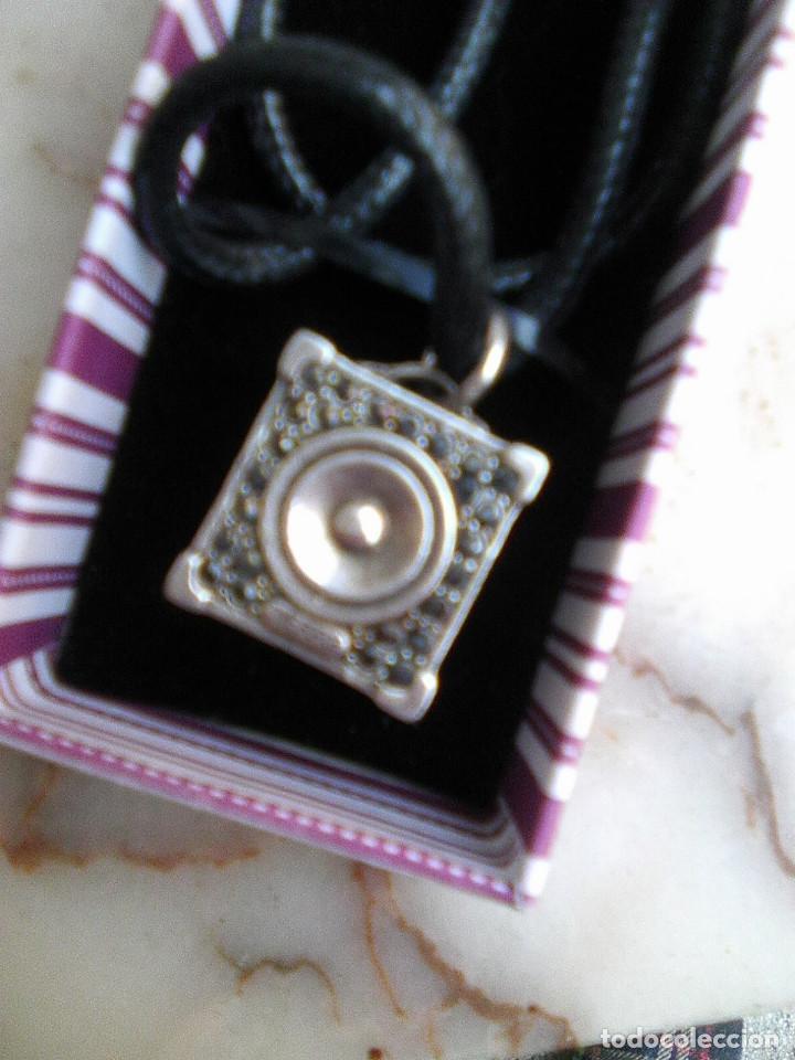 Joyeria: Colgante juvenil con cordón.- Incluye caja para regalo - Foto 2 - 195264785