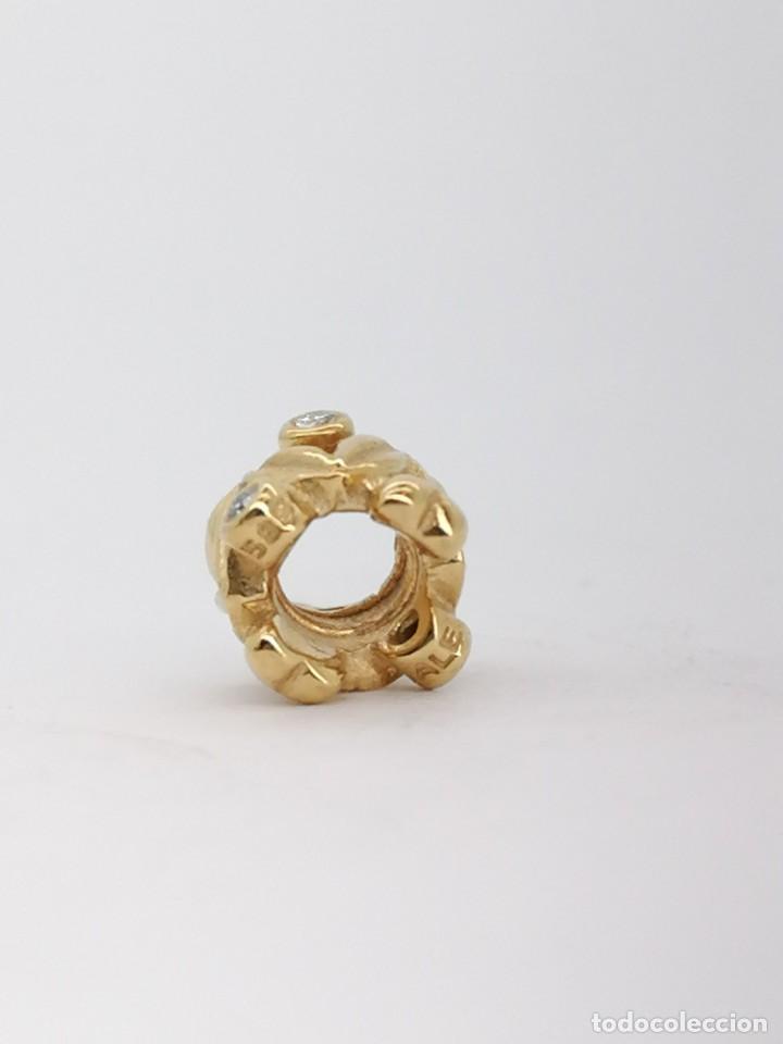 Joyeria: Charm Pandora de oro con diamantes, nuevo a estrenar - Foto 2 - 195306346