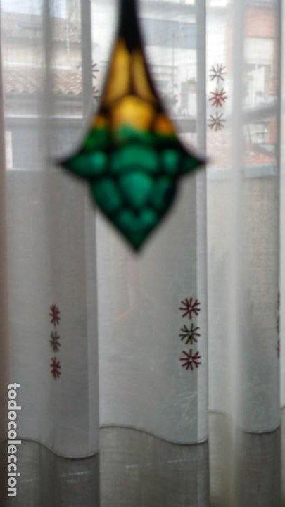 Joyeria: Hermosos pendientes plata de ley y esmaltes estilo art nouveau - Foto 4 - 195347576