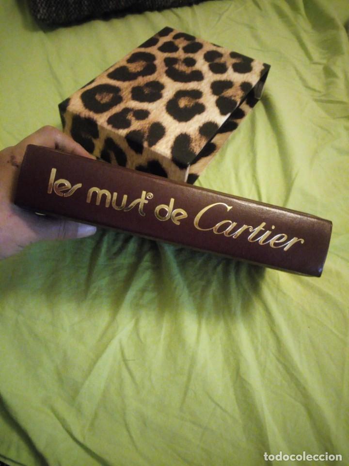 Joyeria: CATALOGO DE LUJO Les Must De Cartier (Tapa dura) de Anne-Marie Clais (Autor) 2002 - Foto 2 - 195428975