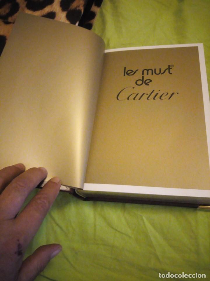 Joyeria: CATALOGO DE LUJO Les Must De Cartier (Tapa dura) de Anne-Marie Clais (Autor) 2002 - Foto 7 - 195428975