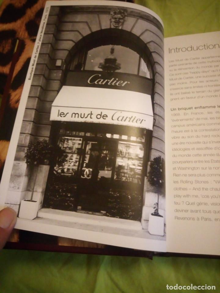 Joyeria: CATALOGO DE LUJO Les Must De Cartier (Tapa dura) de Anne-Marie Clais (Autor) 2002 - Foto 12 - 195428975