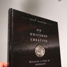 Joyeria: JOSE AZULAY-UN UNIVERSO CREATIVO-HISTORÍA Y ALMA DE UNO DE 50-CATÁLOGO DISEÑO -JOYAS-ENVÍO CERT 6,99. Lote 195467982