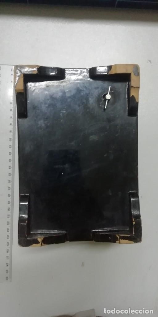 Joyeria: Caja de música joyero de madera decorada. - Foto 5 - 195630466