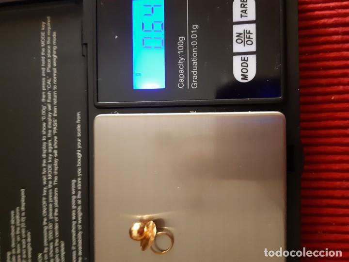 Joyeria: Chupete de oro de 18 quilates - Foto 11 - 184351860