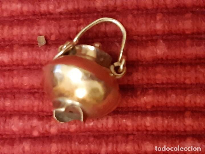 Joyeria: Antiguo colgante de oro de 18 quilates - Foto 3 - 197583728