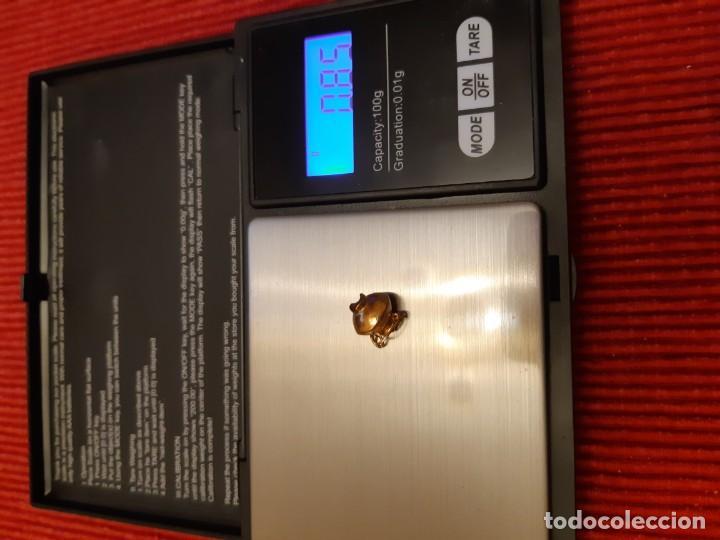 Joyeria: Antiguo colgante de oro de 18 quilates - Foto 13 - 197583728