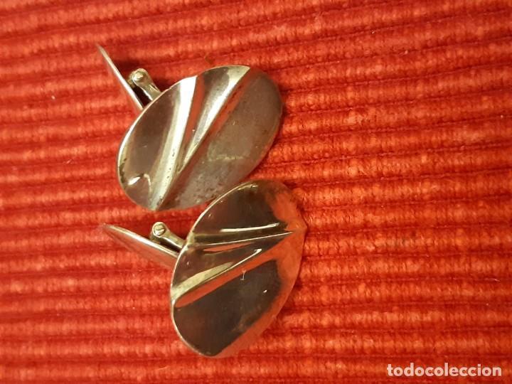 Joyeria: Preciosos gemelos de plata de ley 925 - Foto 3 - 197586142