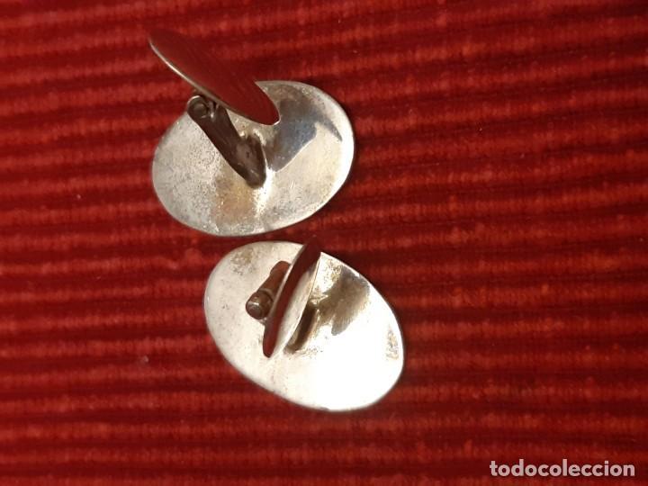 Joyeria: Preciosos gemelos de plata de ley 925 - Foto 7 - 197586142