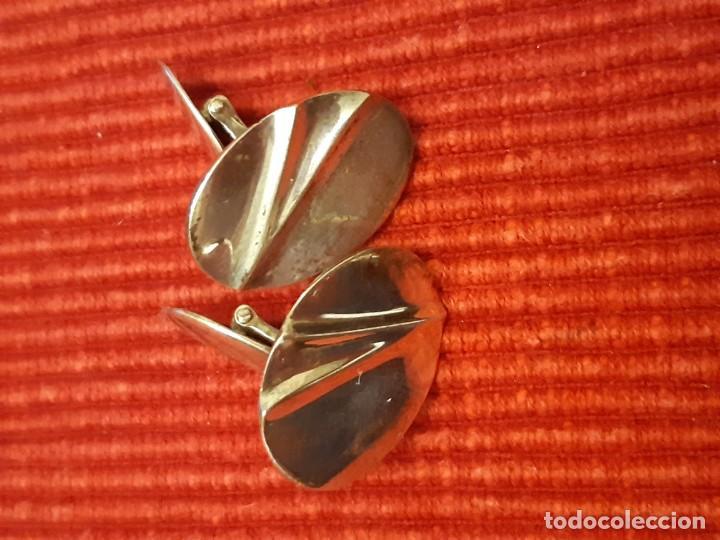 Joyeria: Preciosos gemelos de plata de ley 925 - Foto 10 - 197586142