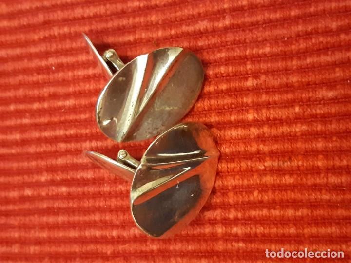 Joyeria: Preciosos gemelos de plata de ley 925 - Foto 12 - 197586142