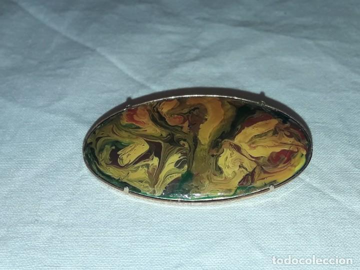 Joyeria: Bello broches pintado a mano - Foto 3 - 198567025