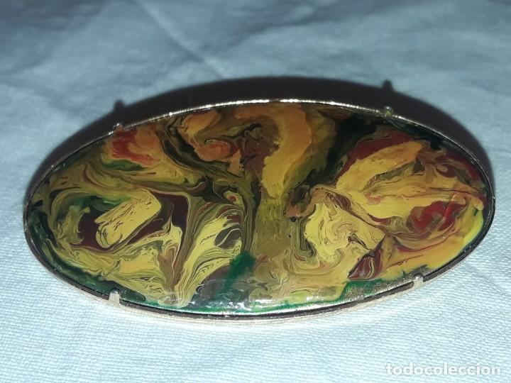 Joyeria: Bello broches pintado a mano - Foto 6 - 198567025