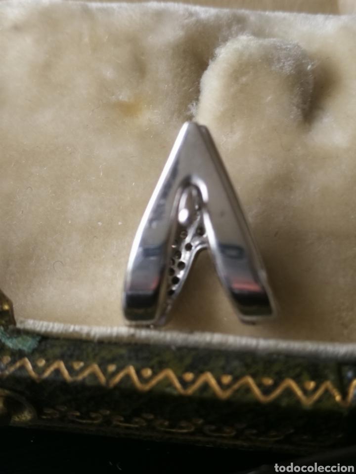 Joyeria: Pendientes brillantes y oro blanco - Foto 4 - 201154006
