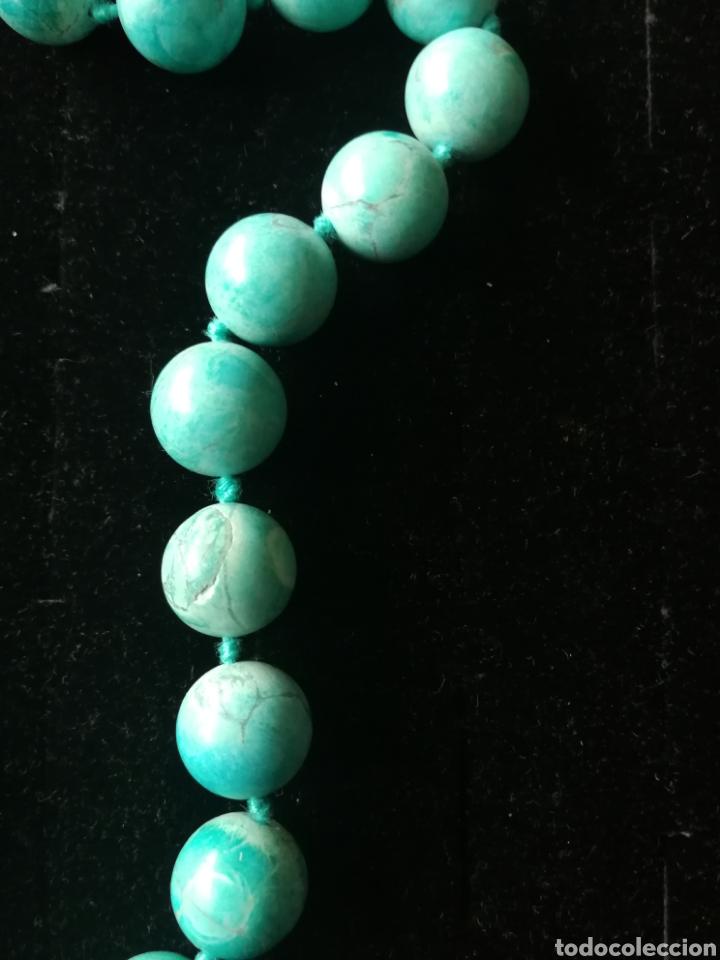 Joyeria: Gargantilla bolas turquesa - Foto 4 - 201160962