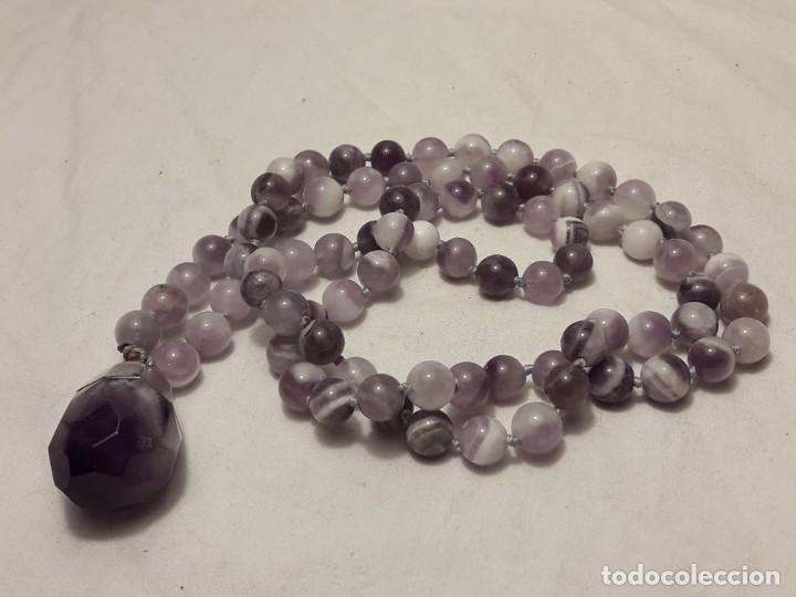 Joyeria: Precioso collar de amatistas naturales - Foto 9 - 201307533