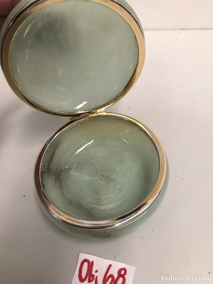 Joyeria: Caja joyero mármol alabastro - Foto 2 - 202260503