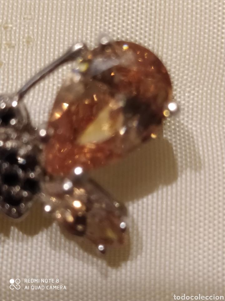 Joyeria: Broche mariposade plata de ley - Foto 3 - 203726673
