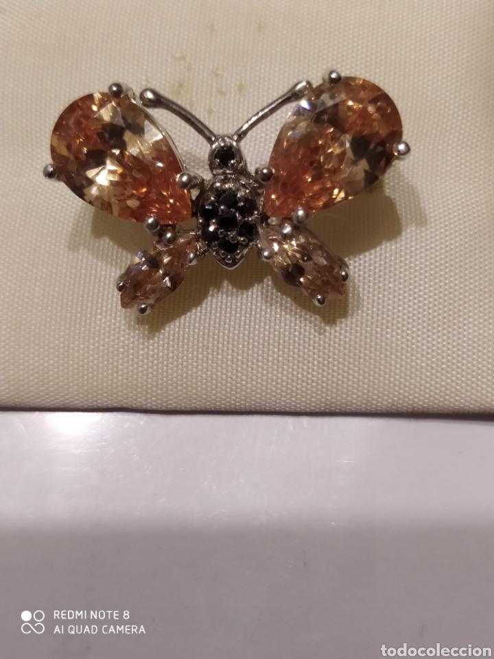Joyeria: Broche mariposade plata de ley - Foto 5 - 203726673