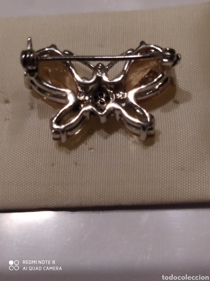 Joyeria: Broche mariposade plata de ley - Foto 6 - 203726673