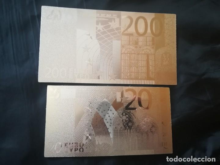 Joyeria: Super lote Lingotes y billetes, 1 Gramo de oro puro,1grain, 2 NZP todos 24K y 2 billetes plata,9,99 - Foto 3 - 201365881