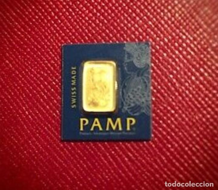 Joyeria: Super lote Lingotes y billetes, 1 Gramo de oro puro,1grain, 2 NZP todos 24K y 2 billetes plata,9,99 - Foto 7 - 201365881