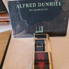 Joyeria: DUNHILL 2 LIGHTERS WHICH OF THEM MOST BEAUTIFUL. Lote 206472530