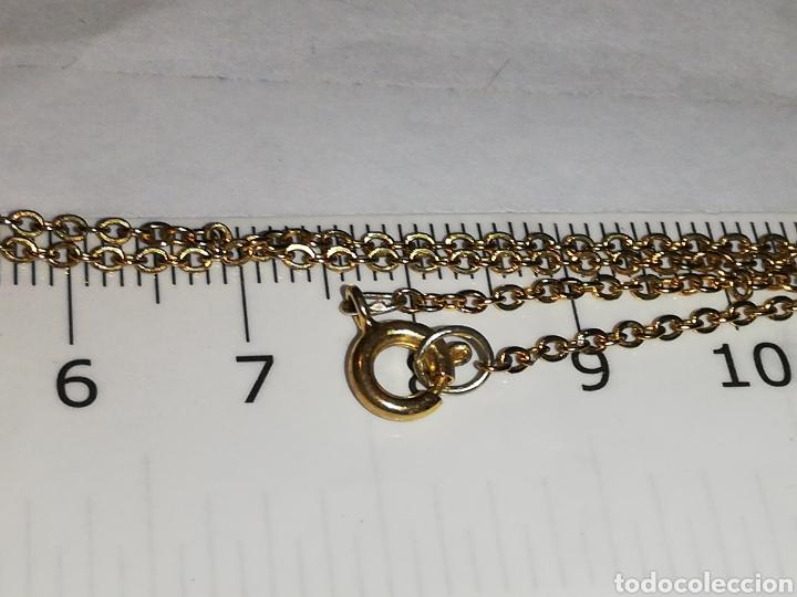 Joyeria: BONITA CADENA ANTIGUA FINA.. EN ORO 18K GF GOLD FILLED - Foto 3 - 206790687