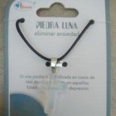 Joyeria: PRECIOSO COLGANTE PIEDRA DE LUNA. Lote 207182005