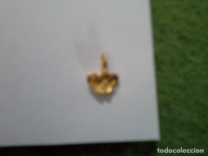 Joyeria: Colgante mitad plateado y mitad chapado oro - Foto 2 - 207298151