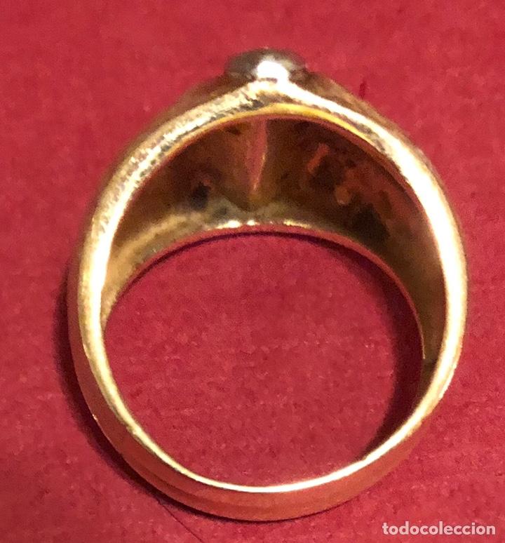Joyeria: Maravilloso anillo en oro de 18K, y brillantes. - Foto 3 - 208965931