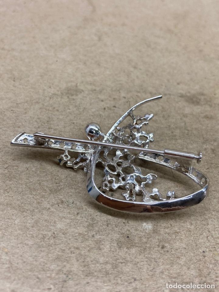Joyeria: Broche de plata - Foto 2 - 211393845